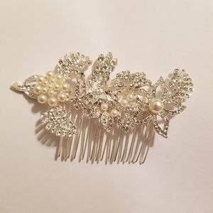 Sparkly Hair Comb